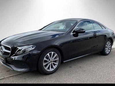 gebraucht Mercedes E200 Coupé