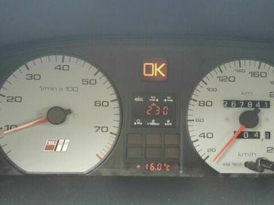 gebraucht Audi 100 2.8 Schalter 174 PS V6 **TÜV 12/...