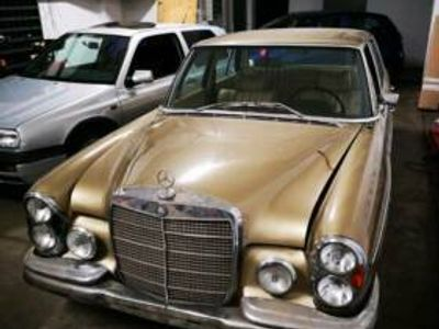gebraucht Mercedes S280 W108 280SEKlasse