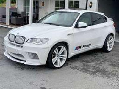 gebraucht BMW X6 M Grundausstattung