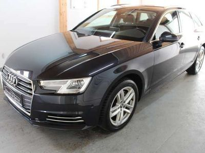gebraucht Audi A4 Neu 2.0 TDI S tronic sport Avant*NAVI*XENON*VIRTUAL*