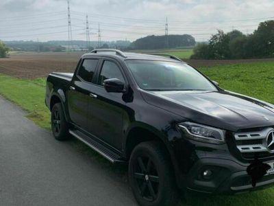 gebraucht Mercedes X250 Mercedes4M Progressive-Service neu...
