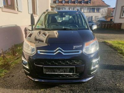 gebraucht Citroën C3 Picasso Diesel, TÜV 05.2021. Navigationssystem,1 Hand