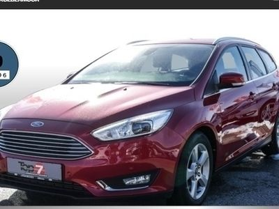 käytetty Ford Focus 2.0 TDCi Titanium StartStopp Bluetooth