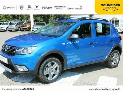 gebraucht Dacia Sandero STEPWAY DEAL TCe 100 ECO-G KLIMA RADIO