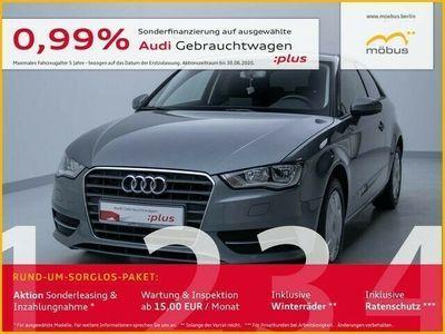 gebraucht Audi A3 1.6 TDI Attraction S-TRO*NAV*SHZ*PDC*GRA*FIS