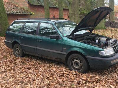 gebraucht VW Passat 35i Unfall mit Gasanlage