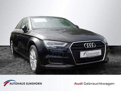 gebraucht Audi A3 Limousine Design 1.6 TDI SHZ NAVI LED EU6