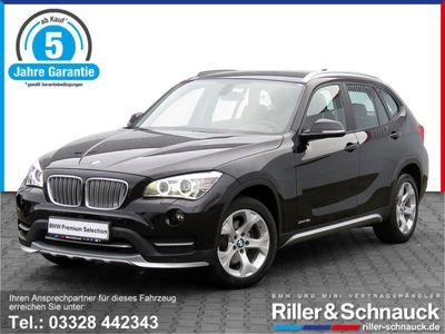 gebraucht BMW X1 xDrive18d xLine NAVI PRO XENON KEYLESS ALA