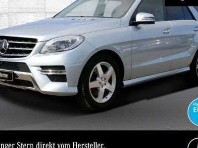 gebraucht Mercedes ML350 BlueTEC 4MATIC AMG Fahras+ COM TV AHK