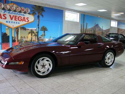 gebraucht Corvette C4 Targa 40th Anniversary Edition Topzustand