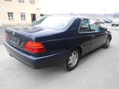 gebraucht Mercedes CL500 '95' III.Hand TÜV:05/2017 SOFT-CLOSE