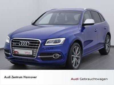 gebraucht Audi SQ5 3.0 TDI quattro Competition, Xenon, Navi, Pano, Verglasung abgedunkelt hinten