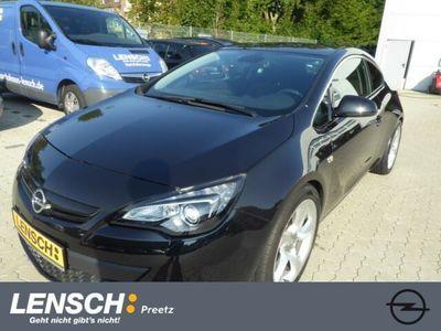 gebraucht Opel Astra GTC Innovation 1.4 Turbo 19'' LM-Felgen Bi-Xenon | Preetz
