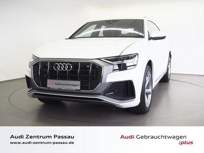 gebraucht Audi Q8 50 TDI quattro tiptr./S line/Leder/AAS/AHK/Stdhzg