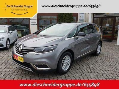gebraucht Renault Espace 1,6 dCi 160 Energy Intens 7 SITZE KAMERA