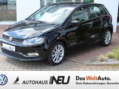 gebraucht VW Polo Highline 1.2 TSI BMT Navi Handy Einparkhilfe