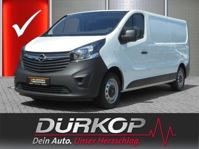 gebraucht Opel Vivaro B Kasten L2H1 2,9t 1.6 CDTI Biturbo Klima PDC