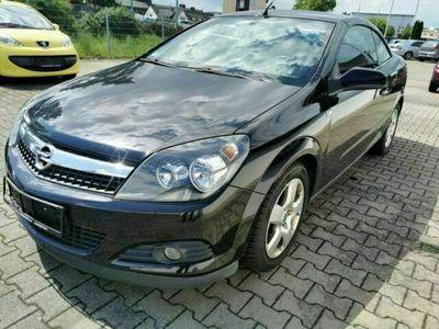 gebraucht Opel Astra Cabriolet H Twin Top Edition,Klima