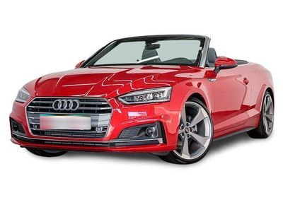 gebraucht Audi A5 Cabriolet 40 TFSI 3x S LINE LM20 S-SITZE BuO VC