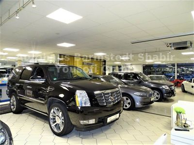 gebraucht Cadillac Escalade 6.2 V8 Platinum- 7 Sitze