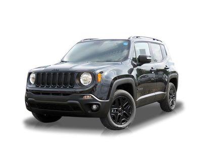 gebraucht Jeep Renegade MY17 Upland 2.0l MJet 4x4 Auto Komfort