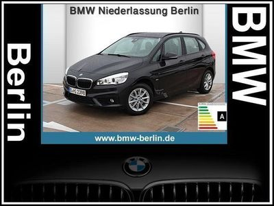 gebraucht BMW 218 Active Tourer d Sport Line Panorama Navi LED