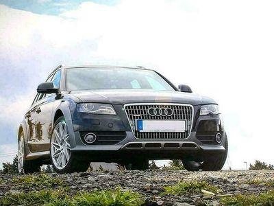 gebraucht Audi A4 Allroad b8