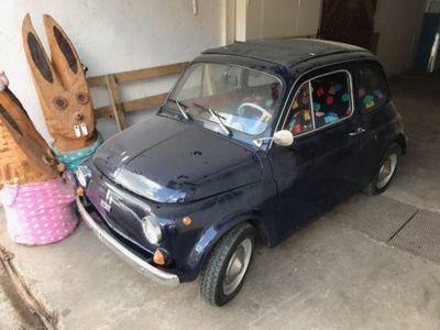 gebraucht Fiat 500 Bj 1971 für Liebhaber inclusive Lieferung!!!