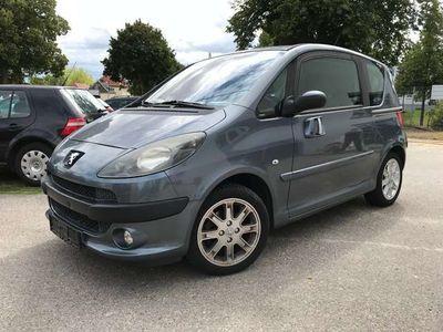gebraucht Peugeot 1007 75 Tendance