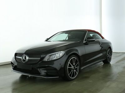 gebraucht Mercedes 220 C4M Cabriolet AMG COMAND+MEMORY+BURMES+DAB