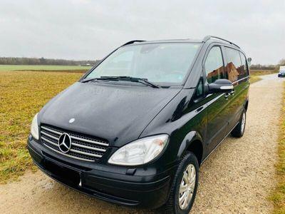 gebraucht Mercedes Viano 2.2 CDI kompakt Automatik 4Matic