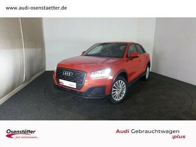 gebraucht Audi Q2 1,4 TFSI 'sport' LED/Pano/19'/Navi/S-tronic