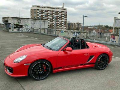 gebraucht Porsche Boxster Spyder - Handschalter!!!