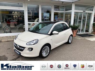 gebraucht Opel Adam GLAM 1.2 70PS MT-5 Klima+Panoramadach