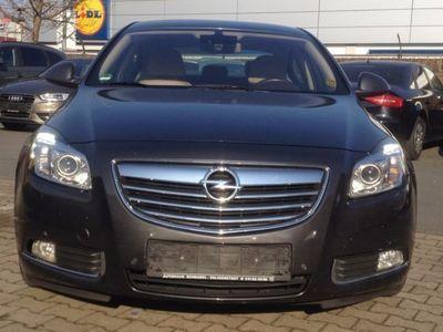 gebraucht Opel Insignia 2,8 Turbo Lim.Cosmo 4x4 Aut.Sport Euro5
