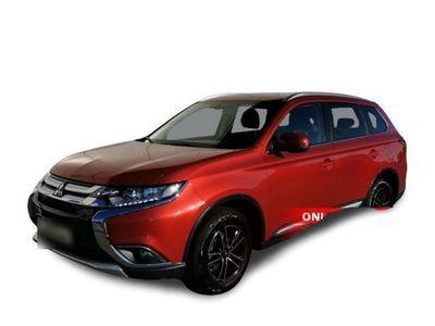 gebraucht Mitsubishi Outlander 2.0 Benzin