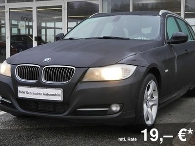 gebraucht BMW 320 d T.