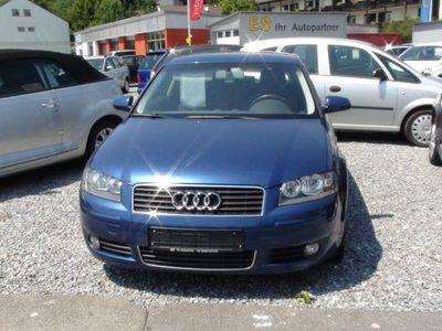 gebraucht Audi A3 2.0 FSI Ambition Finanzierung möglich!