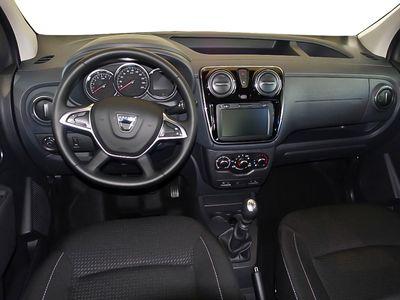 gebraucht Dacia Dokker Comfort TCe 130 GPF NAVI SHZ PDC KLIMA BT