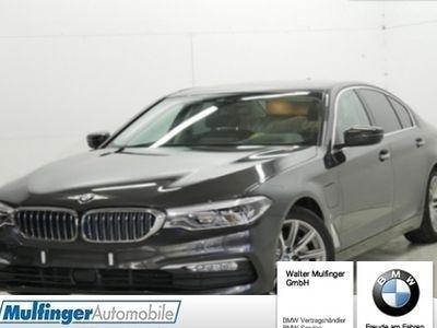 gebraucht BMW 530 e iPerformance HUD DrAs+ KomfSi HiFi DAB