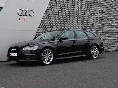 gebraucht Audi A6 Avant 3.0 TDI quattro tiptronic competition Pan
