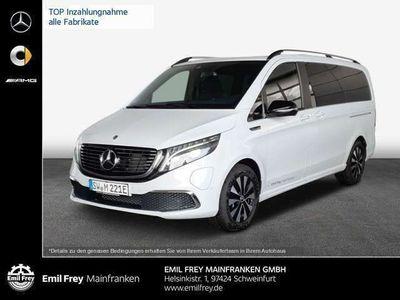 gebraucht Mercedes EQV300 EQVlang,MBUX,ILS,Navigation Plus,DAB,SHZ,Rü