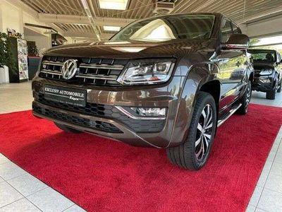 gebraucht VW Amarok Aventura 4Motion Leder Xenon Standheizung