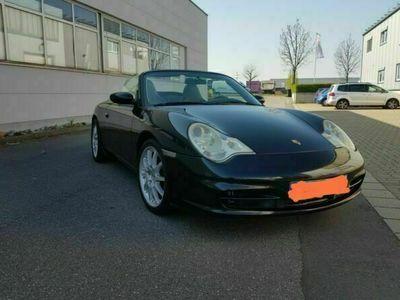 gebraucht Porsche 996 911 Cabrio 3,6liter