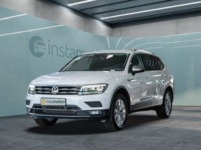 gebraucht VW Tiguan Allspace Tiguan2.0 TDI Highline 4MOTION BMT ACC