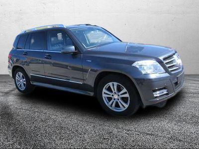 gebraucht Mercedes GLK250 CDI 4-Matic BE GLK-Klasse (BM 204)