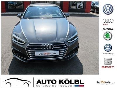 usado Audi A5 Cabriolet Sport Cabrio 3,0 TDI quattro S tronic EU6 - LED S line Navi KAM PDC ALU 19