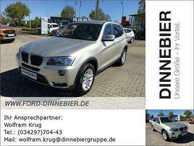 gebraucht BMW X3 xDrive20d |*Sitzheiz*PDC*AWD*| Gebrauchtwagen, bei Autohaus Dinnebier GmbH