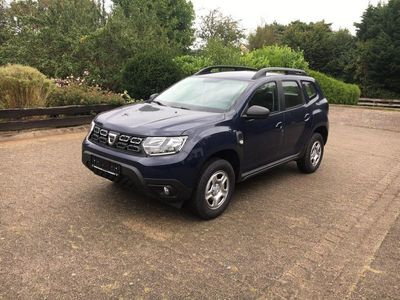 gebraucht Dacia Duster 2020 Comfort TCE 100*Klima+PDC+Bluetooth+Tempomat*